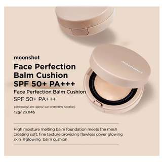 🚚 face perfection balm cushion - blackpink cushion