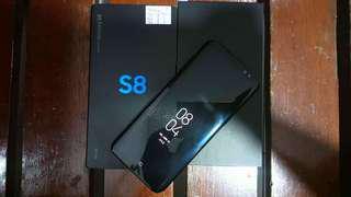 Samsung s8 complete globe