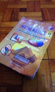 Math 8 book