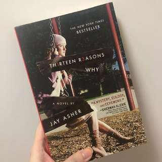🚚 Thirteen Reasons Why by Jay Asher