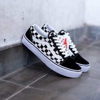 Vans Old Skool Japmar 🇯🇵 Checkerboard