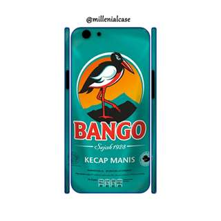 Customcase kecap bango premium hardcase softcase
