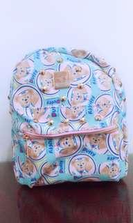 🚚 Duffy達菲熊小背包