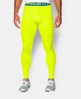 Under Armour Compression Tights Mens Small