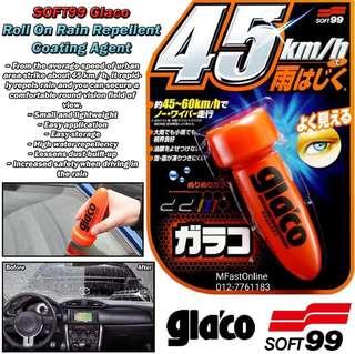 SOFT99 - GLACO COATING ROLL ON