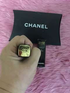 Chanel Lipstick - Rouge Allure - Authentic