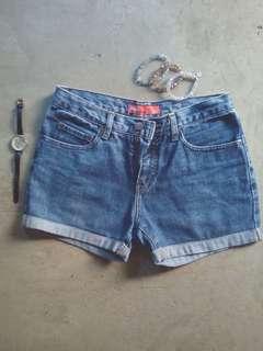 W&Co Denim Shorts