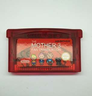 THE MOTHER 3 Fan Translation