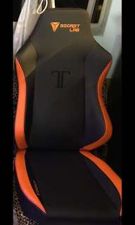 Secret lab gaming chair