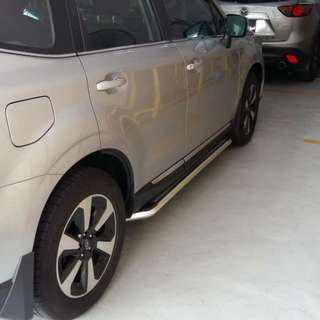 Side Step Subaru Forester