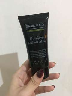Black Mask Deep Cleansing Purifying Peel-Off Mask