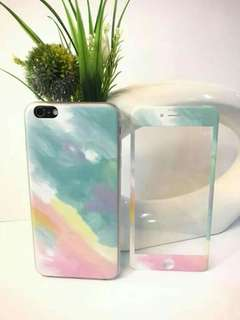 CANDY CASE 2IN1 (WITH TEMPERED GLASS)