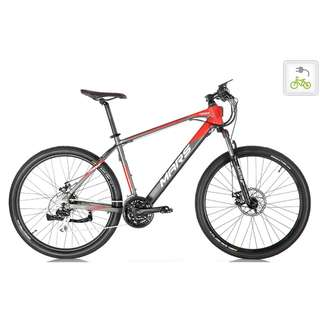 MARS by APOLLO ITALY, THE ONLY LTA APPROVED MTB PAB Ebike. LOCAL WARRANTY