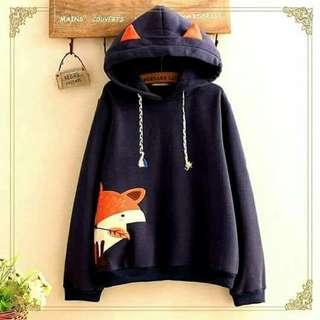 🐢Hoodie Jacket