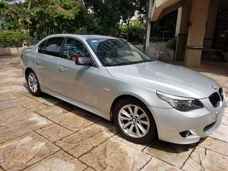 BMW 520i for rent/lease