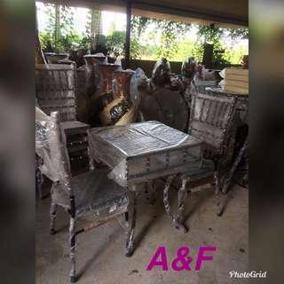 Coffee Table/ Bar Table/ Garden Table set