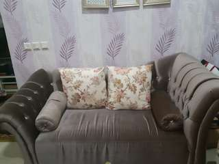 Sofa set shaby chic vintage