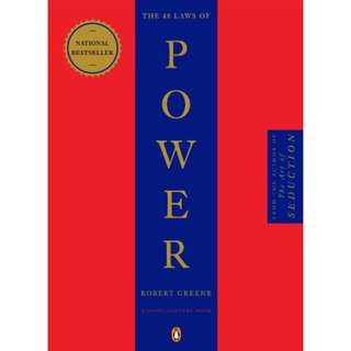 [eBook] The 48 Laws of Power by Robert Greene