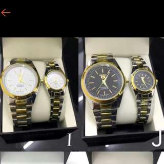 Seiko's Couple/Single Watch