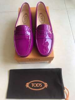 Tods 豆豆鞋 38 size