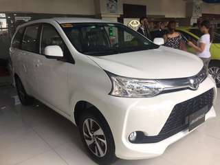 Toyota Avanza low dp promo