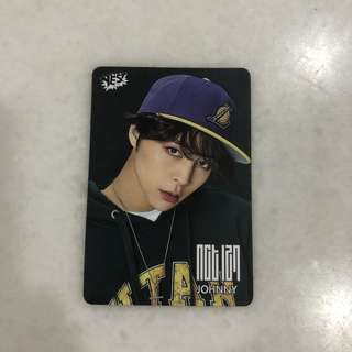 NCT 127 - Johnny Photocard