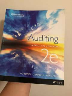 Murdoch University - Auditing
