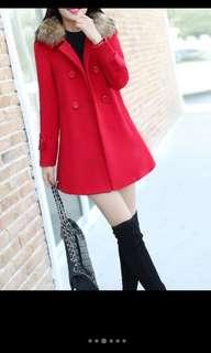 Jacket mantel
