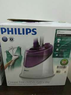 Phillips Daily Touch Garment Steamer GC506 (1600W)