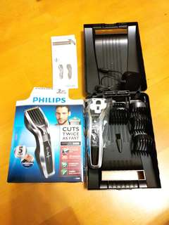 Philips hair clipper series 5000 (Model HC5450)