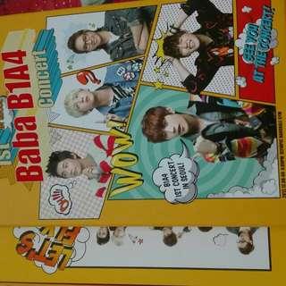 B1A4 BABA 1st in SEOUL