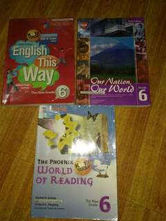 Grade 6 books k12 ready