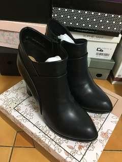 🚚 女鞋 高跟鞋 短靴款
