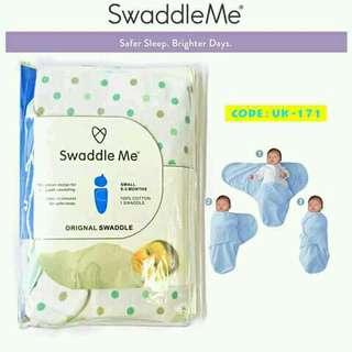 Sleepsack swaddle