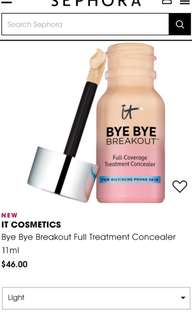 (FREE NM!) Concealer @ $36 (CHEAPEST ON CAROUSELL!)