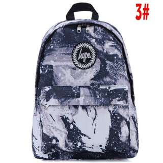 Just Hype backpack Casual Backpack Sport British Students School bag