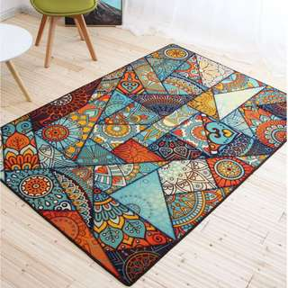 Carpet | Moroccan Stained Glass