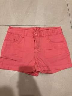 Net 短褲