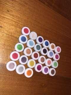 Single pigments