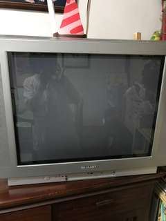 Sharp 28 inch TV for sale