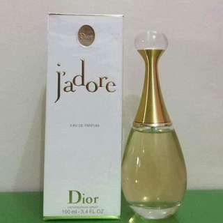 J'adore Authentic Tester Perfume