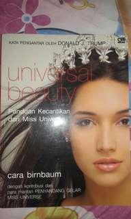 Universal Beauty Panduan Kecantikan dari Miss Universe