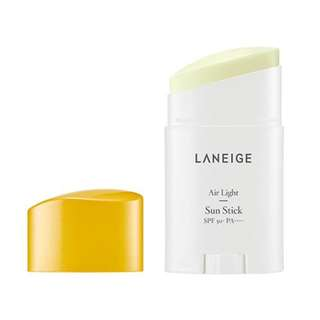 Laneige - Air Light Sun Stick SPF50+ PA++++