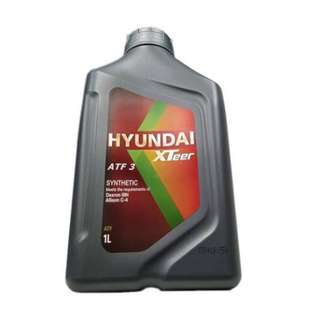Hyundai Automatic Transmission Fluid | XTeer ATF3 Semi Synthetic - 1 Liter