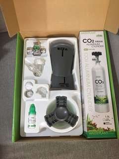 Ista Co2 Advance 1Liter brand new