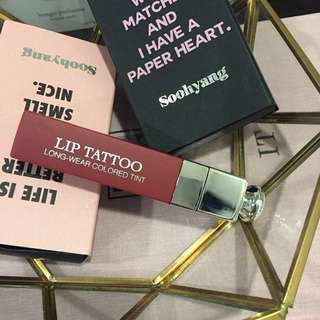 Dior Addict lip tattoo 迪奧 唇釉 #771