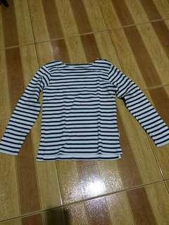 Long sleeves stripes!