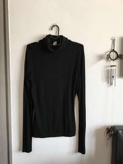 [BN] H&M Turtle Neck Long Sleeve Top