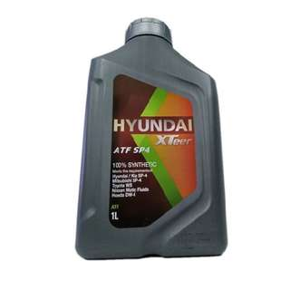 Hyundai Automatic Transmission Fluid | XTeer SP4 100% Synthetic - 1 Liter