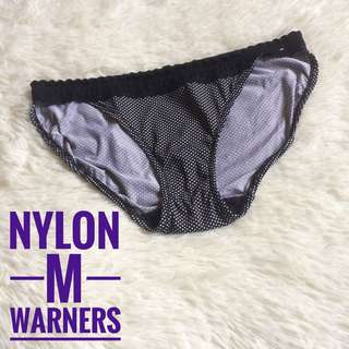 Panties Nylon Warners Usa Bundle